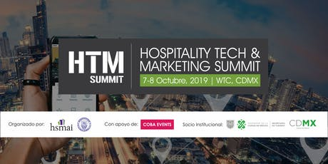 HOSPITALITY TECH AND MARKETING SUMMIT 2019 tickets