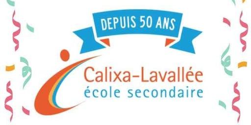 50e anniversaire de Calixa-Lavallée