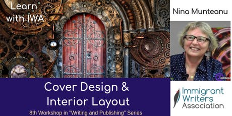 Cover Design & Interior Layout tickets