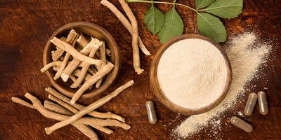 Free Wellness Class: The Power Of Ashwagandha in Chester