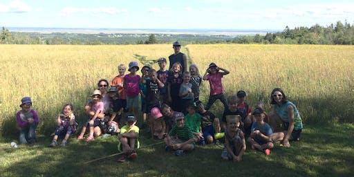 2019 Trailblazers Wilderness Survival Camp (Ages 5-8)