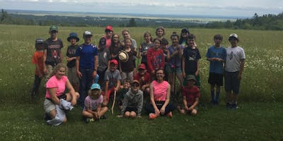 2019 Trailblazers Wilderness Survival Camp (Ages 9-12)
