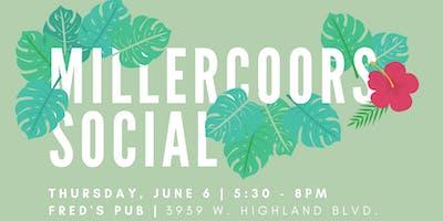 MillerCoors Social