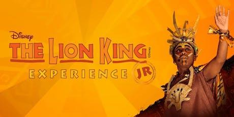 Disney's The Lion King Jr. tickets