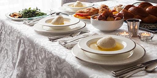Kosher Shabbat Dinner Chabad