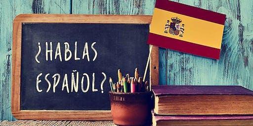 Adult Spanish Class