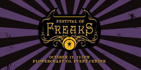 Festival of Freaks 2019 tickets