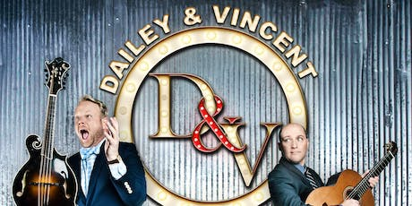 Dailey and Vincent with Blue Ridge Thunder as Opening Act tickets