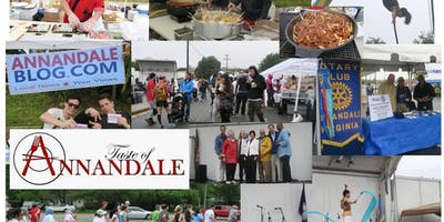 Taste of Annandale - Great Food / Drink and Entertainment Day