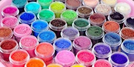 Química dos Pigmentos e seu papel na Arte - Módulo 1 + Módulo 2/Rio de Janeiro ingressos