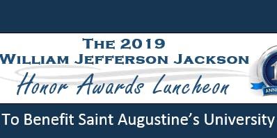 2019 William Jefferson Jackson Honor Award Luncheon - 15th Anniversary Celebration
