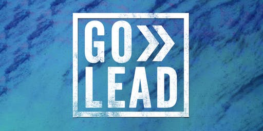 Go Lead Conference Sept 12-14, 2019
