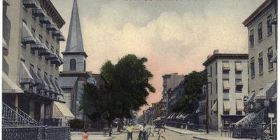 Historic Walking Tour of Uptown Hoboken - led by architect Carrow Thibault