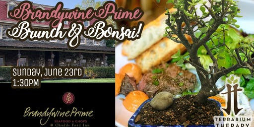 Brandywine Prime Brunch and Bonsai