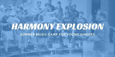 Harmony Explosion 2019: Camper Registration tickets