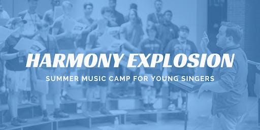 Harmony Explosion 2019: Camper Registration