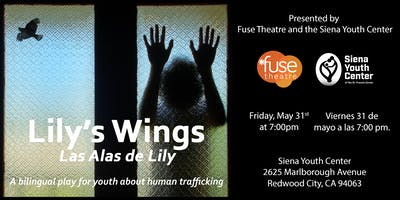 Fuse Theatre presents Lily's Wings at the Siena Youth Center