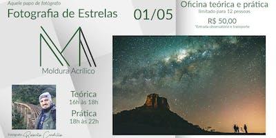 Oficina Gratuita: Fotografia de Estrelas