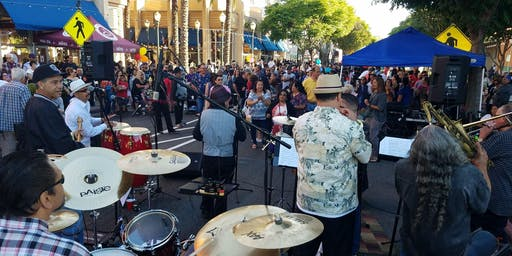 Downtown Street Parties 2019