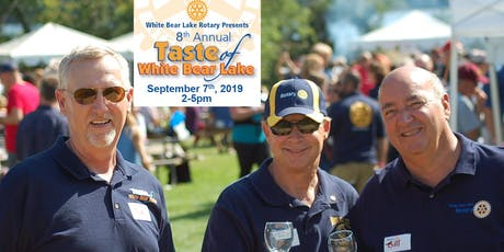 Taste of White Bear Lake 2019 tickets