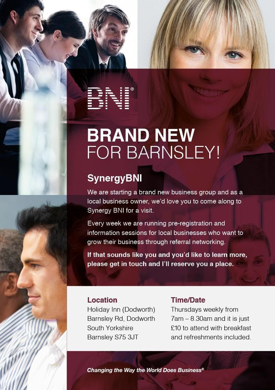 Synergy BNI - Business Networking at it's best