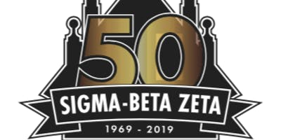 "Sigma Beta Zeta ""50 Years at St. Mary's"" Banquet"