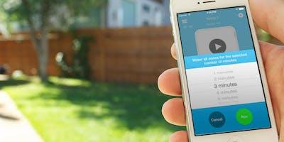 Sprinkler Spruce-Up Smart Controller Sign up