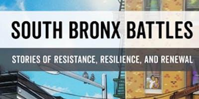 """South Bronx Battles"" by Carolyn McLaughlin Book Launch"