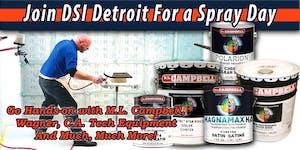 DSI Detroit Spray Day