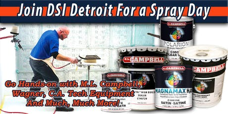 DSI Detroit Spray Day tickets