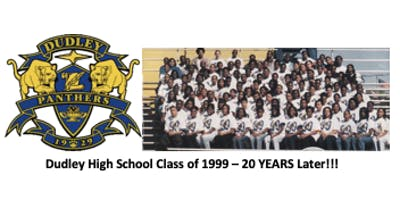 2019 DUDLEY HIGH SCHOOL Consolidated Reunion