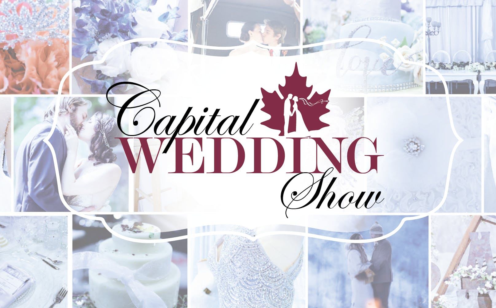 Capital Wedding Show at Shaw Centre - Two Day General Admission