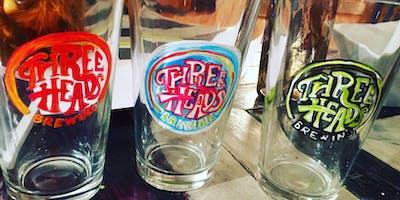 Pimp My Pint at Three Heads Brewing: JDRF Fundraiser