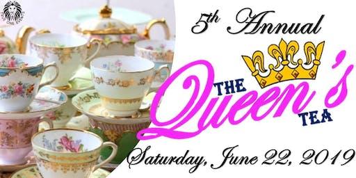 The 5th Annual Queens' Tea