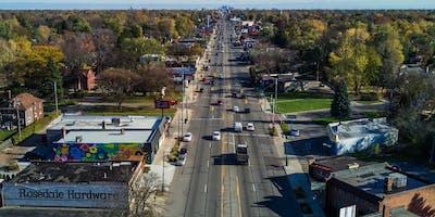 Beyond Downtown - Grandmont Rosedale Walking Tour