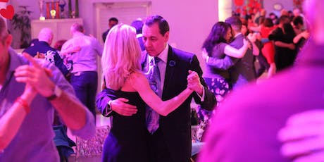 """Formal Valentine's Milonga"" with Live Music at DC Tango Weekend tickets"