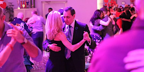 """""""Formal Valentine's Milonga"""" with Live Music at DC Tango Weekend tickets"""