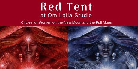 Red Tent at Om Laila Studio  tickets