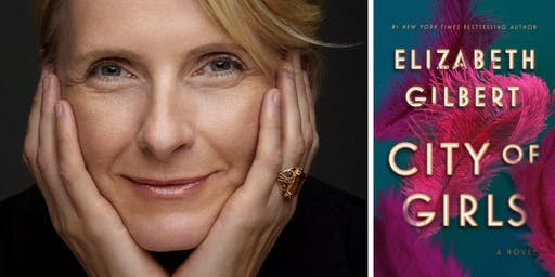 Elizabeth Gilbert at Memorial Church