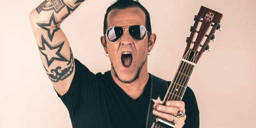 VIP PACKAGE   Gary Hoey  - Saturday, Aug 3rd