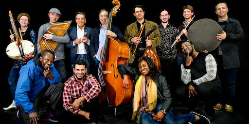 MIRO: Manchester International Roots Orchestra