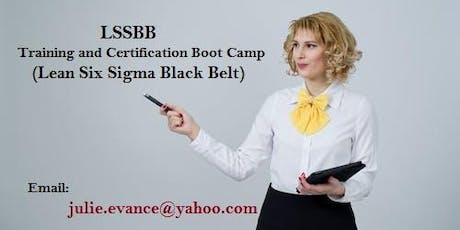 LSSBB Exam Prep Boot Camp training in Prince George, BC tickets