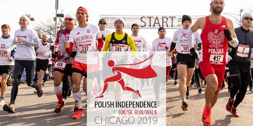 Polish Independence 10K/5K Run/Walk