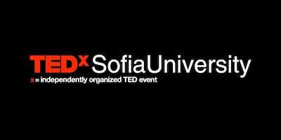 TEDxSofiaUniversity 2019