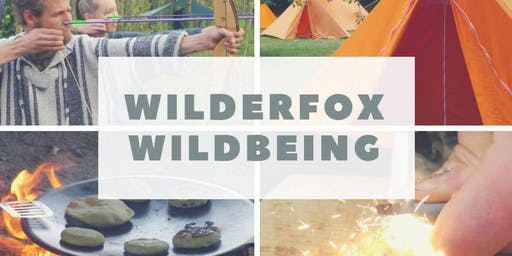 Wilderfox Wildbeing Weekend
