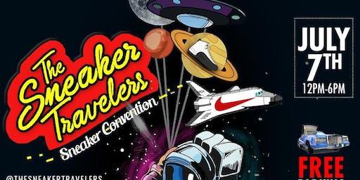 The Sneaker Travelers Houston