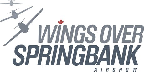 Wings Over Springbank Airshow 2019 tickets