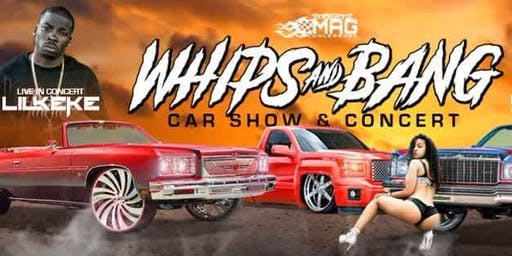 STREETZ MAG UNLEASHED WHIPS & BANG CARSHOW/CONCERT