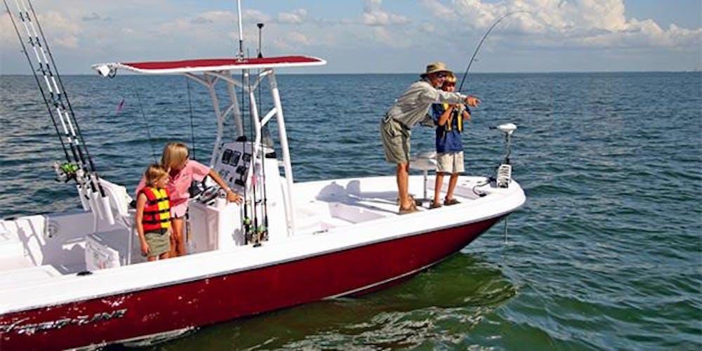 West Marine Bradenton Presents Fishing Seminars Tickets, Multiple