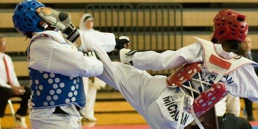 Olympia Taekwondo Open Martial Arts Tournament